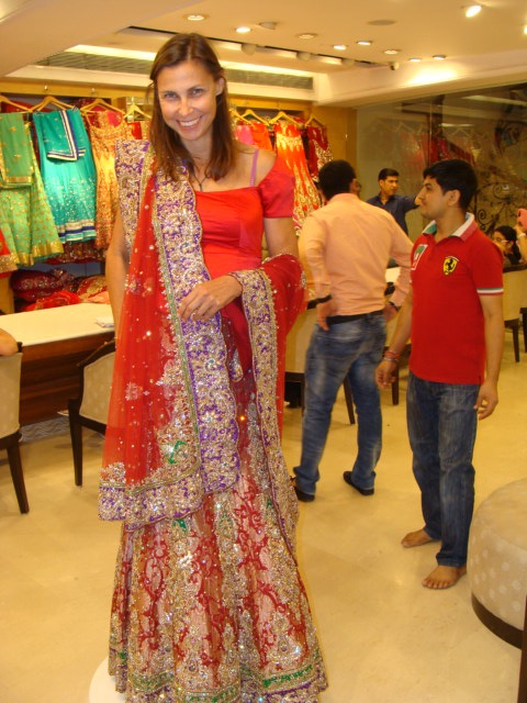 Clothes shopping Delhi Mantra Wild