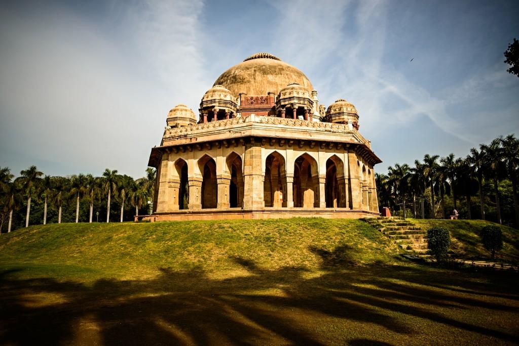 Mohammed Shah's Tomb in Lodi Gardens, New Delhi