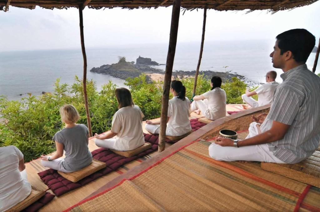 yoga class swaswara Mantra Wild
