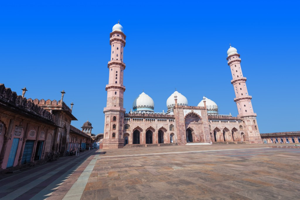 Taj Ul Masajid is a mosque situated in Bhopal, India