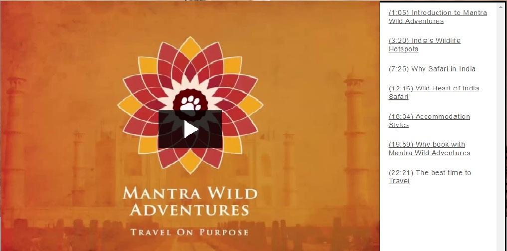 Wild Heart of India Webinar