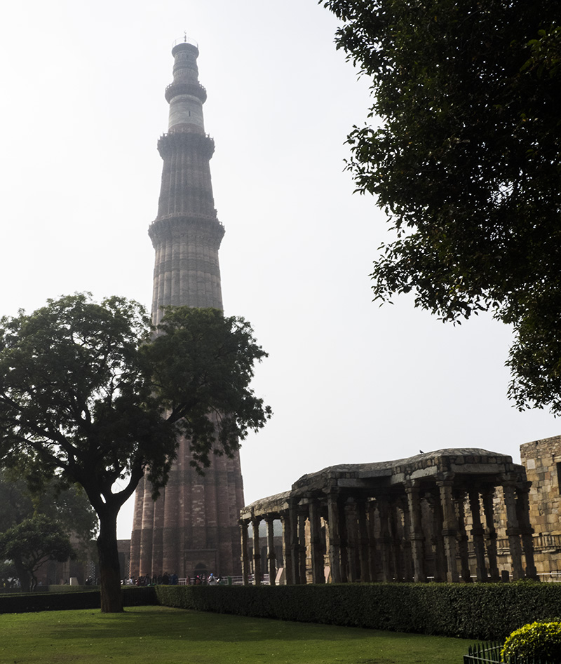 Qutab Minar Mantra Big 5