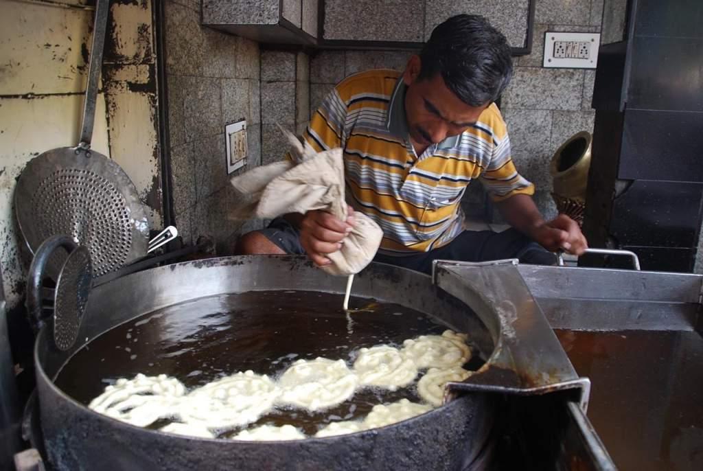Old Delhi Heritage and Food Walking tour Mantra Wild