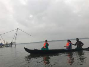 Pokkali Rice Backwaters tour